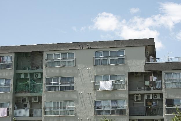 貧困アパート
