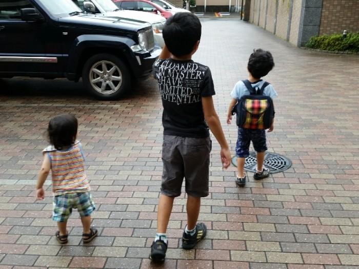 子どもたち