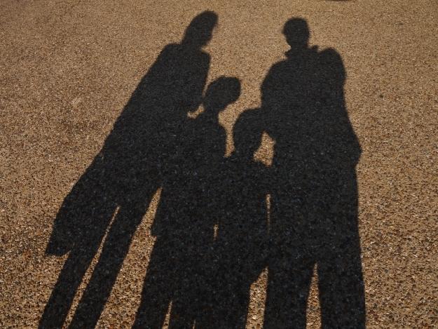 家族と養育費